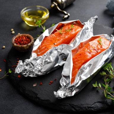 barbecue-saumon-papillote-traiteur-reception-mariage-essonne-91-paris-75-ile-de-france-seine-et-marne-77