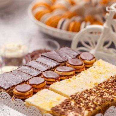 Traiteur reception mariage – Paris 75 Essonne 91 Ile-de-France Seine-et-marne 77 – Petits-fours sucrés desserts